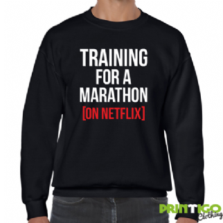 Training for a Marathon on Netflix